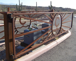 Automated Gate System - Security Fence of Arizona