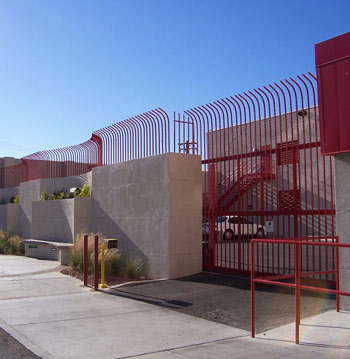 Commercial Fence Tucson